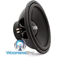 E-15 V.3 D4 - Sundown Audio 15 500W RMS Dual 4-Ohm EV.3 Series Subwoofer