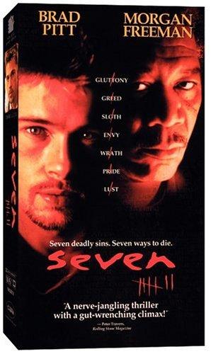 Seven [VHS] (Sevens Costumes For Sale)