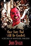 Your Hate Mail Will Be Graded, John Scalzi, 1596062118