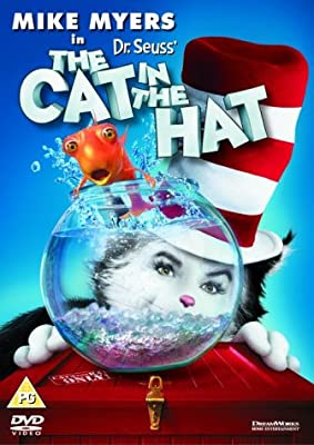 f3084b75 The Cat in The Hat [DVD] [2004]: Amazon.co.uk: Mike Myers, Spencer ...