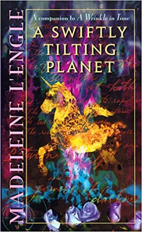 Image result for a swiftly tilting planet book cover