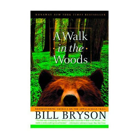 Random House 101953 A Walk in the Woods by Bill Bryson