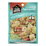 Club House, Dry Sauce/Seasoning/Marinade Mix, Chicken Stew, Slow Cookers, 42g