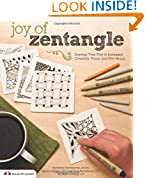 #6: Joy of Zentangle: Drawing Your Way to Increased Creativity, Focus, and Well-Being