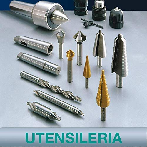 1-1//4 Length 0.0330 Cutting Diameter SGS 51066 101 Slow Spiral Drills 1//2 Cutting Length Uncoated