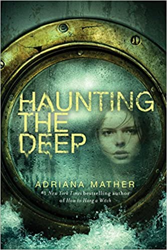 Image result for haunting the deep
