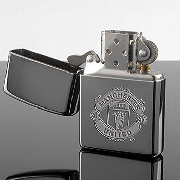 Manchester United Star Oil Lighter