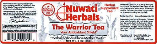 Nuwati Herbals The Warrior Tea 3 oz.