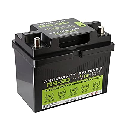 Lithium Car Battery >> Amazon Com Antigravity Batteries Rs 30 Lightweight
