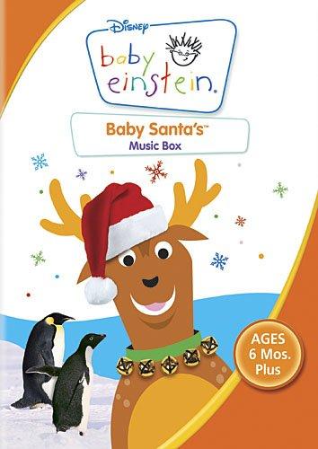 Baby Einstein - Baby Santa's Music (Holiday Treasure Box)