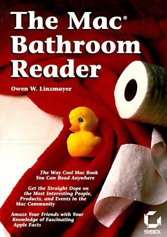 The Mac Bathroom Reader by Owen Linzmayer (1994-01-03)