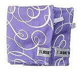 Turbie Twist Microfiber Hair Towel Wrap [2