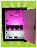 Hydroponic Grow Box – Grow Daddy with LED Grow Light Review