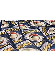 50 verschillende Origineel Pokemon Kaarten met 2 glanzende kaarten + 1 zeldzame Pokémon Kaarte +100 Heartforcards® Card Guard Soft Sleeves