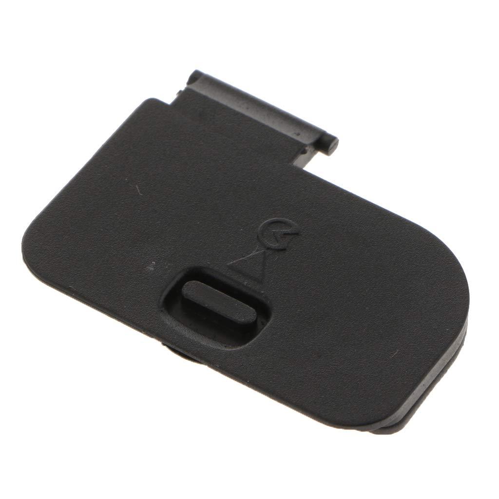2 Piezas de C/ámara Tapa de Terminal de Bater/ía de Puerta para Nikon D750 DSLR