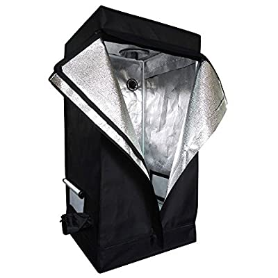 Valuebox Grow Tent For Indoor Plant Growing Dismountable Reflective Hydroponic Non Toxic Room