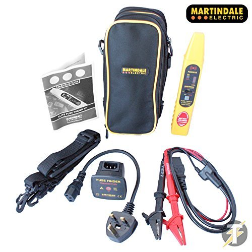Fuse Finder (Martindale MARFD650 Fuse Finder Kit by Martindale)