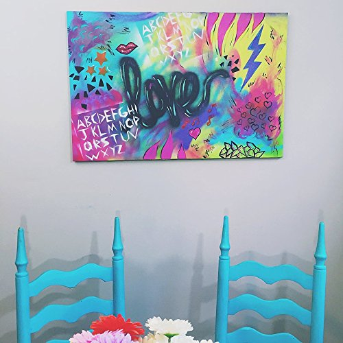 ''Electric Love'' - Original Mixed Media Artwork by Timmery (Image #2)