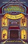 Le Musée des Monstres, tome 1 : La tête réduite par Lauren Oliver