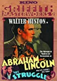 Abraham Lincoln & Struggle [DVD] [1930] [Region 1] [US Import] [NTSC]