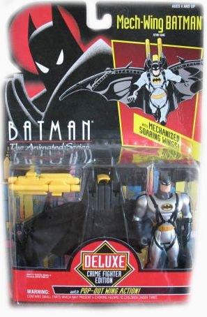 Batman the Animated Series Deluxe Mech-Wing Batman 5