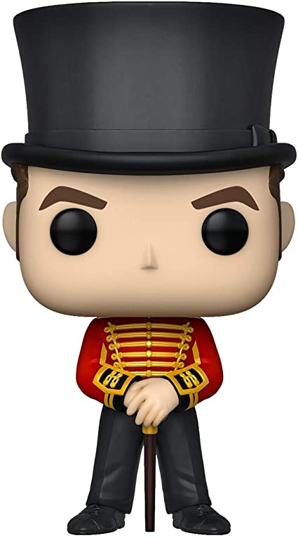 Movies Vinyl Figure Bearded Lady *BRAND NEW* The Greatest Showman Pop