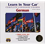 German: Levels 1-3 (Learn in Your Car S.)