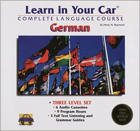 AllAudio German Compact Disc Program AllAudio Courses