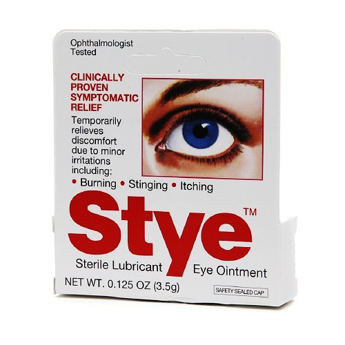 Stye Sterile Lubricant Ointment 0 13 product image