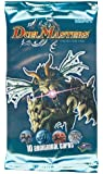 1 (0ne) Duel Masters Cards Game Booster Pack Dm 01