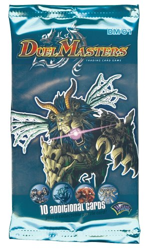 (1 (0ne) Duel Masters Cards Game Booster Pack DM-01 )