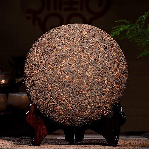 Runtu Black Tea Puerh Tea Shou Puerh Tea Ripe Puerh tea Fermented Puer Tea Ripe Puerh tea (Honglong Cake) (Honglong Cake)