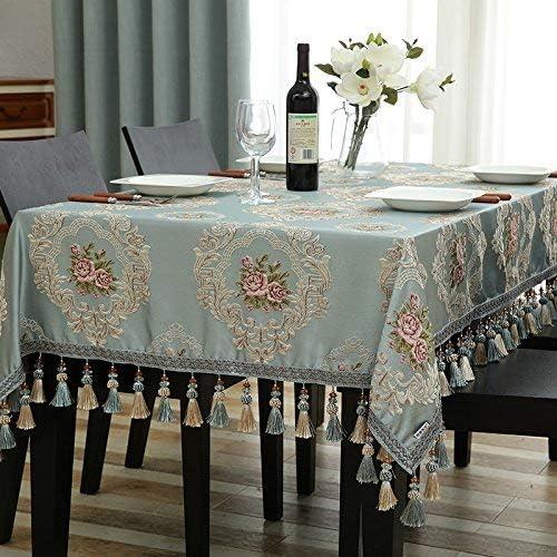 Rosetreee Mantel de Fiesta Mesa de Centro Europea Mesa de café ...