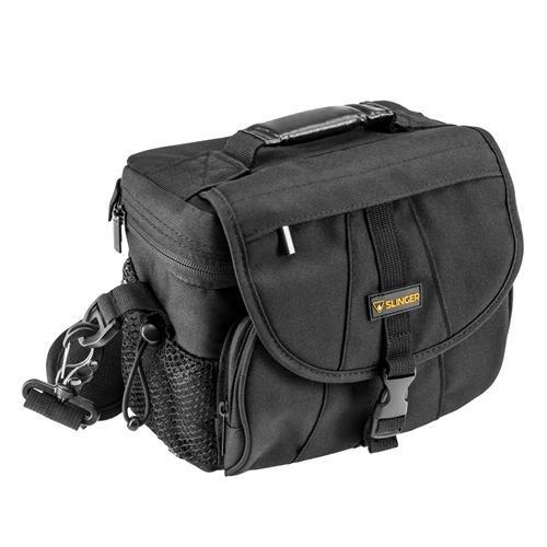 Slinger SL-01 Photo Video Bag - Black (Adorama Slinger Bag)
