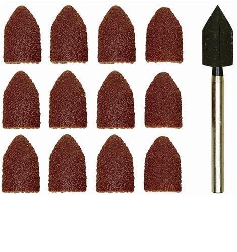 Sanding Drum with 10 Sanding Caps - Proxxon 28987