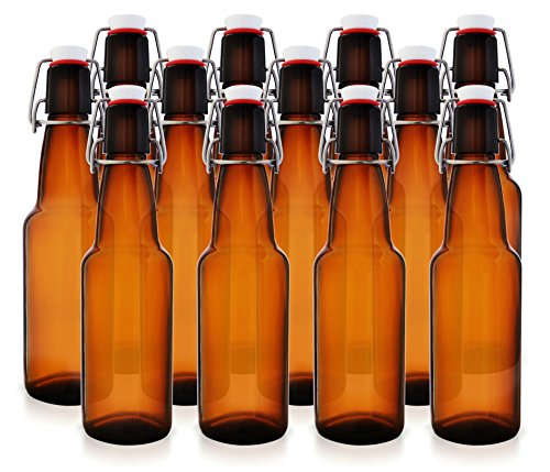 Swing Top Beer Bottles Carbonation product image