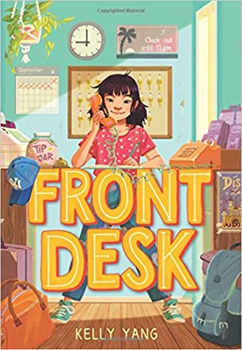 Image result for front desk yang amazon