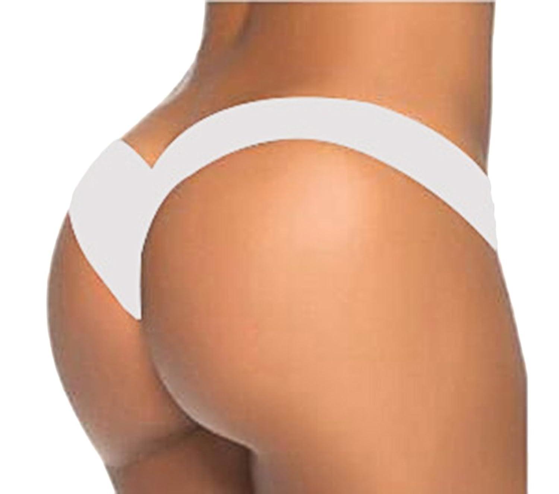 f0894b90b4cb4 Hot Sale 2019 Scothen Damen Tanga Bikinihose String Rüschen Brazilian  Bikini Slip Schnüren Höschen Bikini Bottom