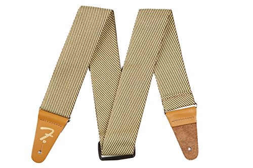 Electric Guitar Strap (Fender 2 Vintage Tweed Strap)
