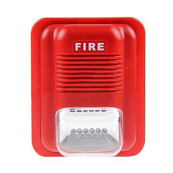 HshDUti - Sistema de alarma de incendios para montar en la ...