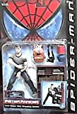 Spider-Man Peter Parker Action Figure with Water Web Shooting Action
