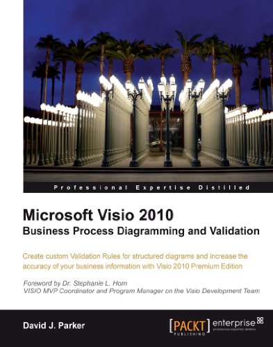 Download Microsoft Visio 2010 Business Process Diagramming and Validation Pdf
