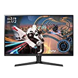 LG 32GK650G-B 32' QHD Gaming Monitor with 144Hz Refresh Rate and NVIDIA G-Sync