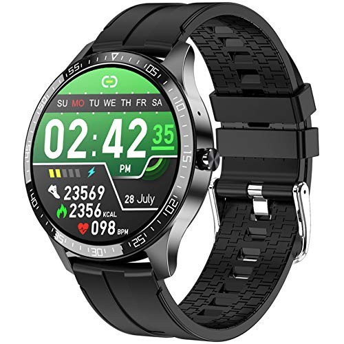 PHIPUDS smart watch, fitness tracker activity tracker with SpO2 heart rate stress monitor, GPS Bluetooth call with built…