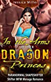 In the Arms of the Dragon Princes