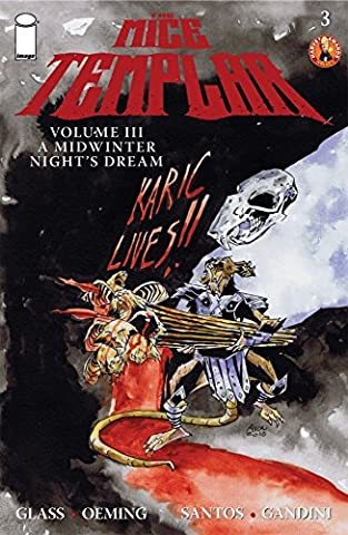 The Mice Templar Vol. 3 #3 (The Mice Templar Vol. 3: A Midwinter Night's Dream) (Mice Templar Vol 3)