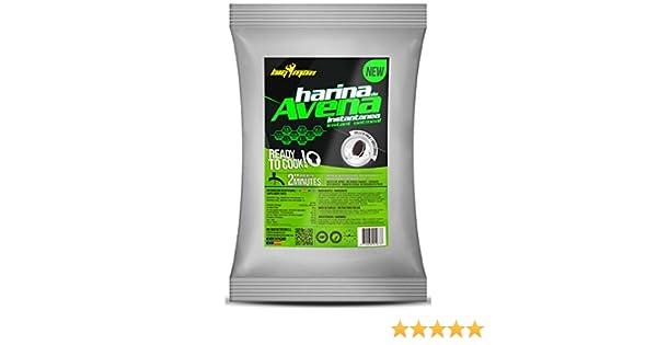 BigMan Harina de Avena Instantanea 1 kg - Choco-Avellana: Amazon.es: Deportes y aire libre
