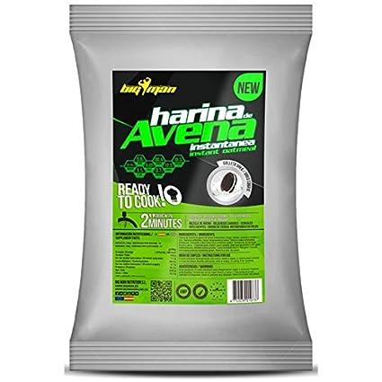 BigMan Harina de Avena Instantanea 1 kg - Choco-Avellana