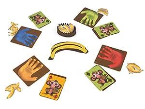Janod J02812 Zoonimooz Monkey Speed Game