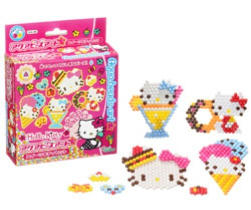 Aqua Beads Art Hello Kitty Sweets Set (AQ-48) by Epoch
